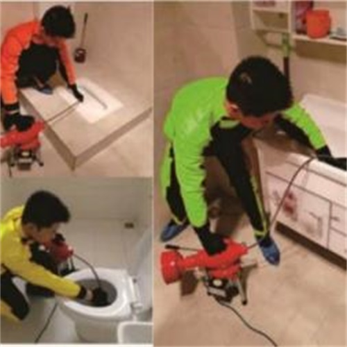 Duanzhou floor drain toilet anti-water dredge master phone-dredging-cleaning septic tank service hotline