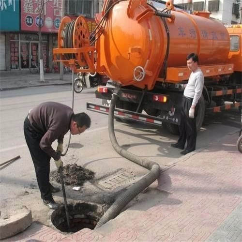 Zhaoqing toilet clogged how much to clear once-dredge-septic tank service hotline