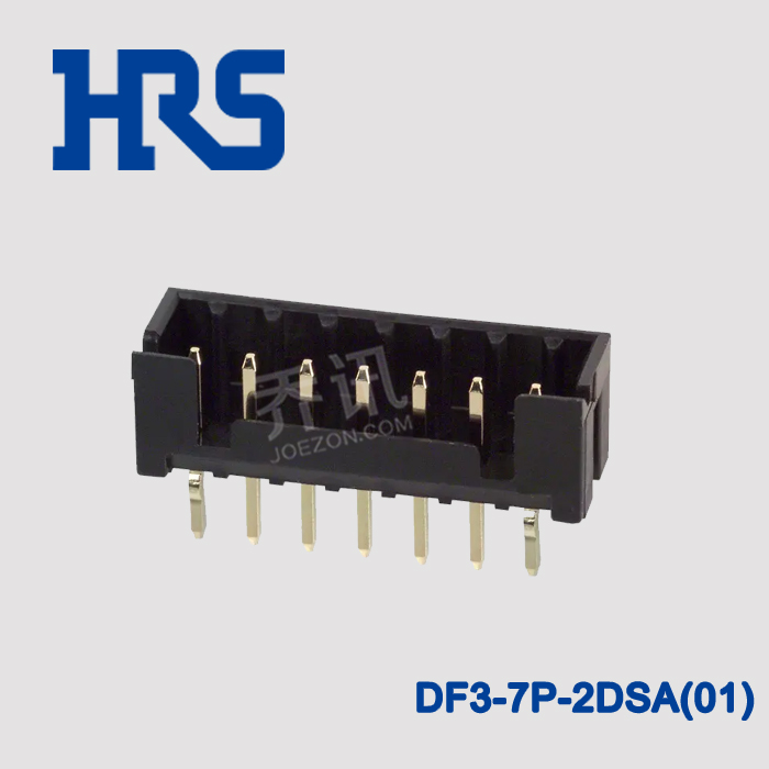 Qiao Xun Electronics (multi-picture)-HRS connector electrical connector
