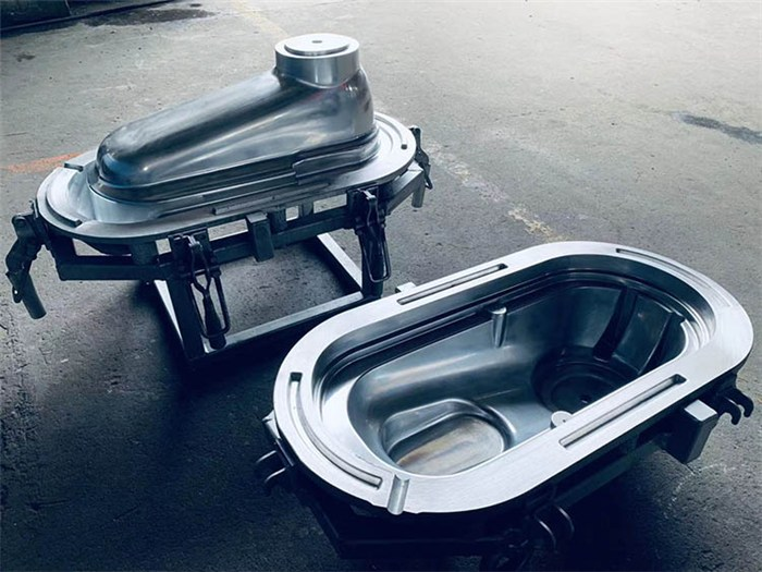 Aluminum Alloy Rotational Mould-Rotational Mould-Zhuohe Mould Technology (view)