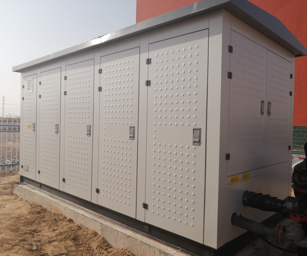 Outdoor heat storage all-in-one outdoor heat storage all-in-one manufacturer-Xineng Leye (recommended merchant)