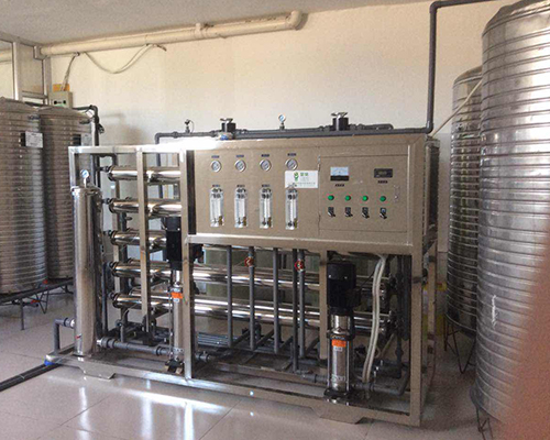 Pure water treatment equipment engineering-Taiyuan pure water treatment equipment-Shitong Water Treatment