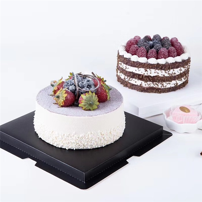 Transparent cake box-Xiang Hong [large quantity favorably] -Transparent cake box price